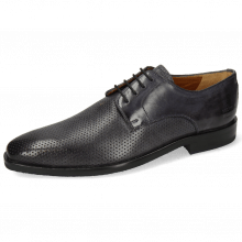Derby shoes Alex 1 Berlin Perfo Navy