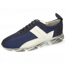 Sneakers Briana 1 Suede Navy Funky Navy White