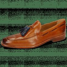 Loafers Leonardo 1 Imola Tan Tassel