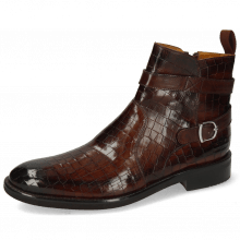Ankle boots Henry 9 Vegas Crock Mid Brown Strap