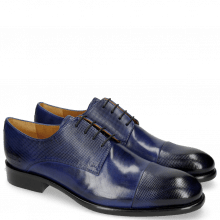 Derby shoes Patrick 6 Dice Saphir
