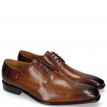 Derby shoes Albert 1 Sabbia Rivets