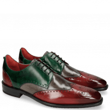 Derby shoes Dave 2 Ruby Grigio Pine