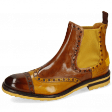 Ankle boots Eddy 46 Wood Indy Yellow