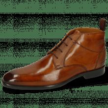 Ankle boots Elyas 3 Cognac Haina Blue
