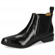 Ankle boots Marlin 4 Monza Black Elastic Ribbed