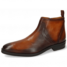 Ankle boots Lance 51 Monza Tan Shade Dark Brown