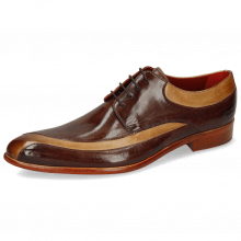 Derby shoes Toni 36 Sand Mink