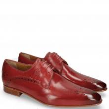 Derby shoes Kris 2 Ruby