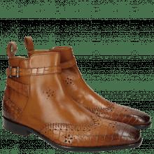 Ankle boots Clark 20 Crock Cognac