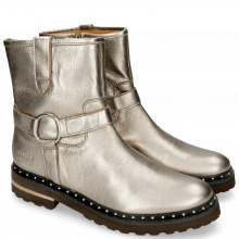 Ankle boots Bonnie 12 Talca Pewter Aspen Brown