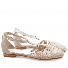 Sandals Cecil 1 Woven Lila LS