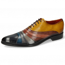 Oxford shoes Toni 43 Multicolore Indy Yellow