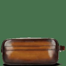 Toiletry bags Havana Vegas Tan Shade Dark Brown