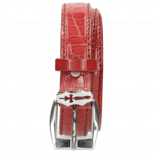 Belts Linda 1 Crock Ruby Sword Buckle