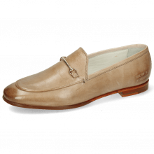 Loafers Scarlett 22 Imola Powder Trim Gold