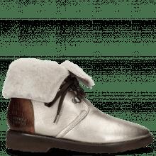 Ankle boots Greta 1 Talca Pewter Crock Chestnut