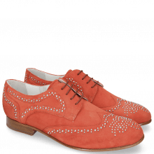 Derby shoes Sally 53 Parma Suede Tibet