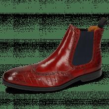 Ankle boots Greg 2 Venice Crock Rubino