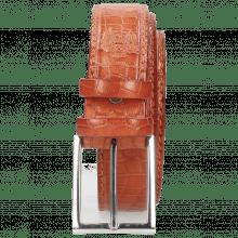 Belts Larry 1 Crock Winter Orange Classic Buckle