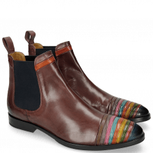 Ankle boots Riley 4 Wine Multi Shock