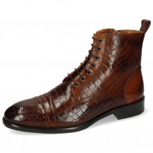 Ankle boots Patrick 28 Crock Mid Brown Wood