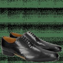 Oxford shoes Ethan 23 Black Opanka