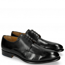 Derby shoes Lionel 3 Black LS