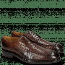 Derby shoes Parker 1 Crock Mogano