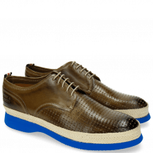 Derby shoes Elia 1 Perfo Square Oxygen