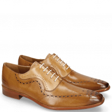 Oxford shoes Oskar 35 Sand Nude Lining Rich Tan Flex