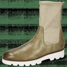 Boots Susan 69 Imola Salvia Stretch Destino Champagne