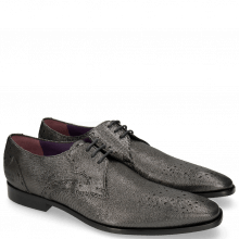 Derby shoes Elvis 1 Fermont Gunmetal