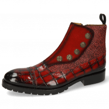 Ankle boots Patrick 22 Turtle Ruby Shade Brown