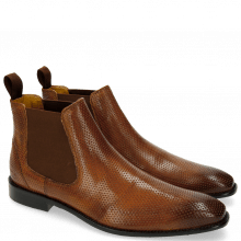 Ankle boots Xevar 1 Perfo Tan