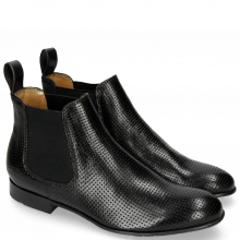 Ankle boots Xia 1 Rio Perfo Black