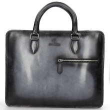 Leather briefcases Montreal M Vegas London Fog