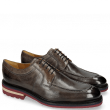 Derby shoes Patrick 13 Milano Grigio Aspen Burgundy