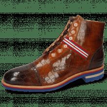 Ankle boots Tom 23 Vegas Crock Mid Brown Wood