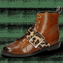 Ankle boots Selina 47 Wood Hairon Tanzania Wood Strap M&H