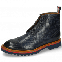 Ankle boots Matthew 7 Turtle Marine Loop Navy