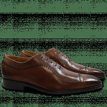 Oxford shoes Clark 2 Mink Tobacco LS Brown