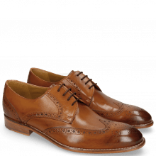 Derby shoes Kane 5 Tan