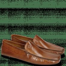 Loafers Home 1 Tan Split Black