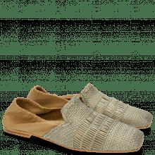 Loafers Erika 1 Mesh Ash Cashmere