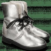 Ankle boots Greta 1 Nappa Steel Venice Crock Satelite