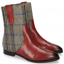 Ankle boots Jessy 29 Ruby Textile Bambina