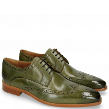Derby shoes Lewis 3 Bio Algae
