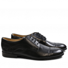 Derby shoes Sally 12 Salerno Black LS