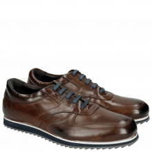 Sneakers Niven 3 Crust Dark Brown RS